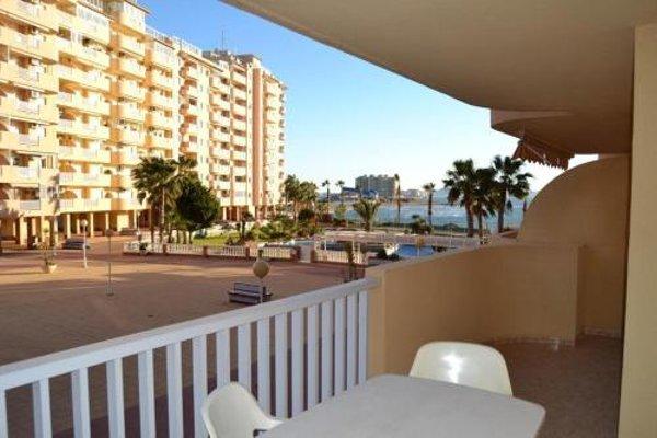 Apartamentos Turisticos Puerto Tomas Maestre - фото 17