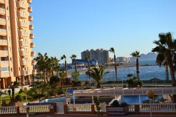 Apartamentos Turisticos Puerto Tomas Maestre - фото 23