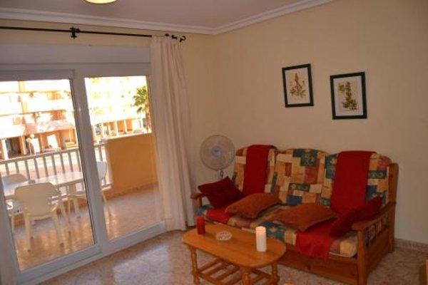 Apartamentos Turisticos Puerto Tomas Maestre - фото 7