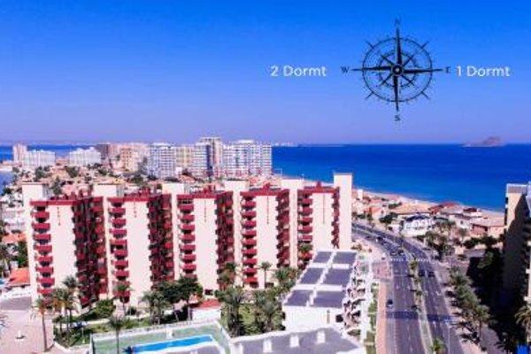 Apartamentos Altair La Manga - фото 3