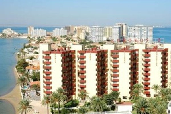 Apartamentos Altair La Manga - фото 4