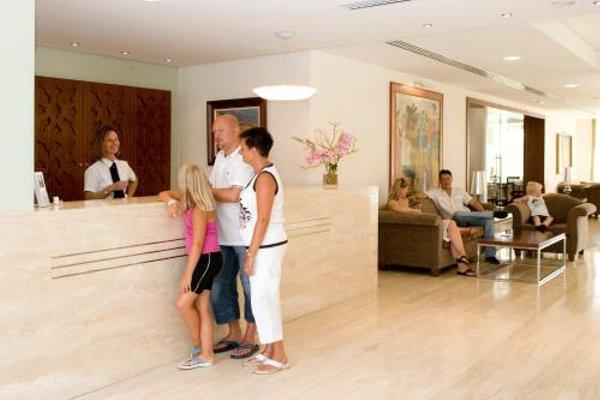 Aparthotel Playa Dorada - фото 13