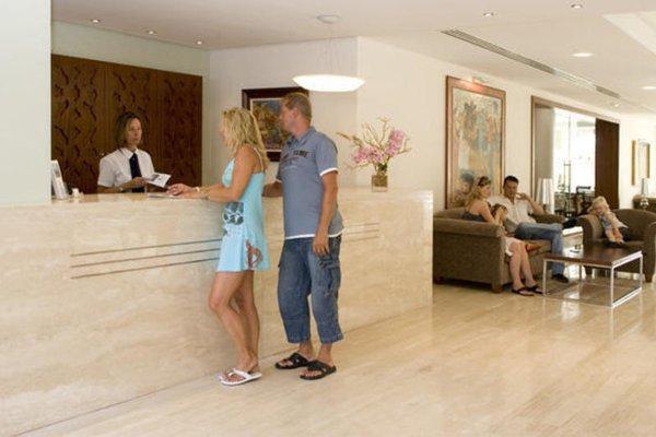 Aparthotel Playa Dorada - фото 14