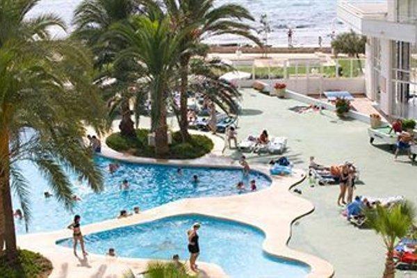 Aparthotel Playa Dorada - фото 20