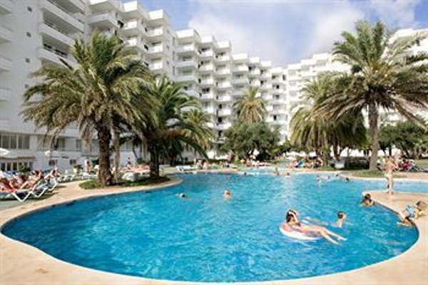 Aparthotel Playa Dorada - фото 21