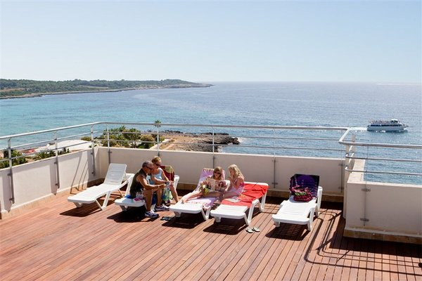 Aparthotel Playa Dorada - фото 23