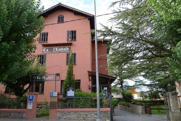Aero Hotel Cerdanya Ca L'eudald - фото 16