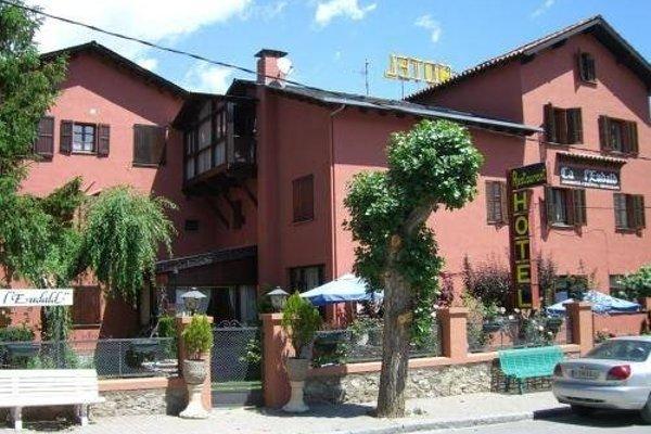 Aero Hotel Cerdanya Ca L'eudald - фото 19