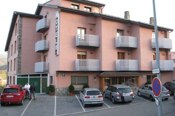 Hotel La Glorieta - фото 21