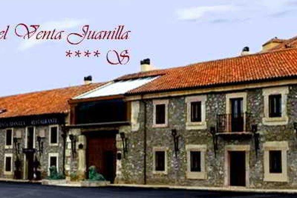 Hotel Venta Juanilla - фото 18