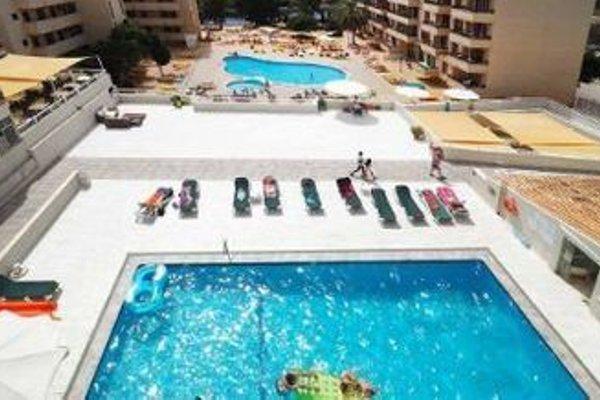 Hotel y Apartamentos Playa Mar - 17