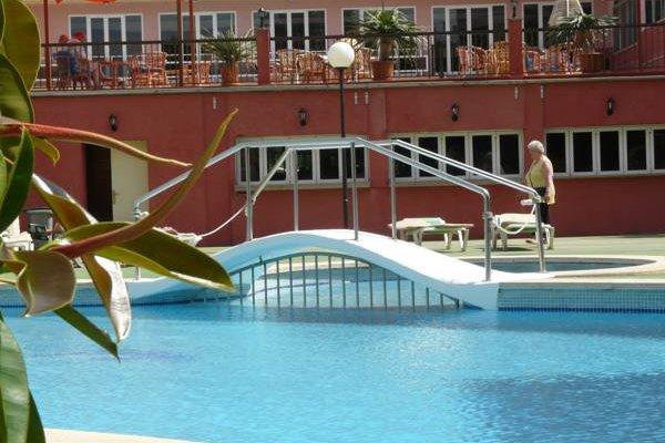 Hotel y Apartamentos Playa Mar - 18
