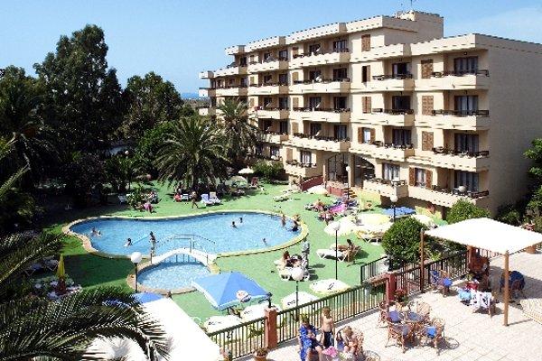 Hotel y Apartamentos Playa Mar - 23