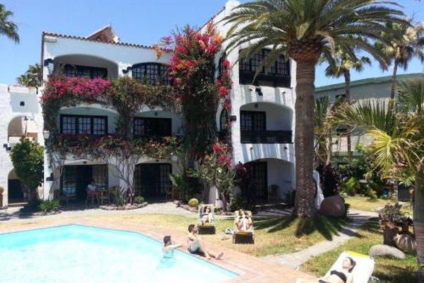 Apartamentos el Chaparral - фото 50