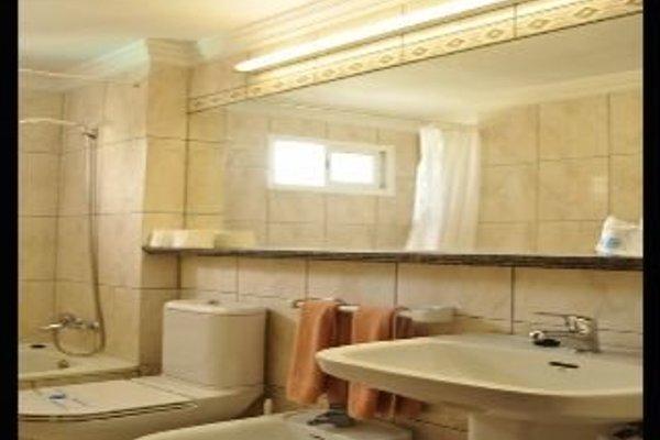 Apartamentos el Chaparral - фото 12