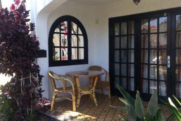 Apartamentos el Chaparral - фото 18