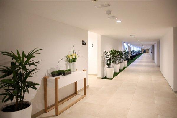 Santa Monica Suites Hotel - фото 11