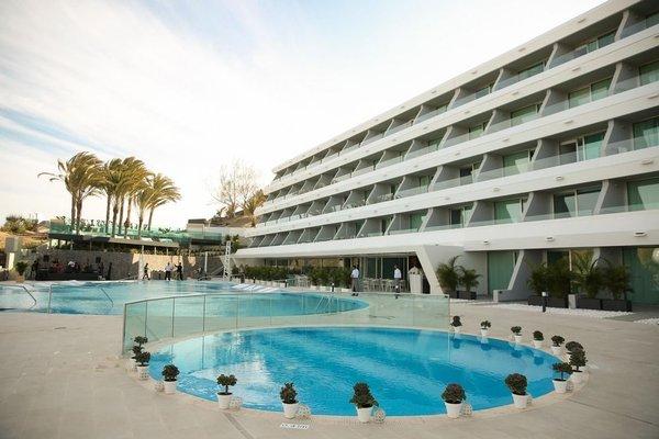 Santa Monica Suites Hotel - фото 21