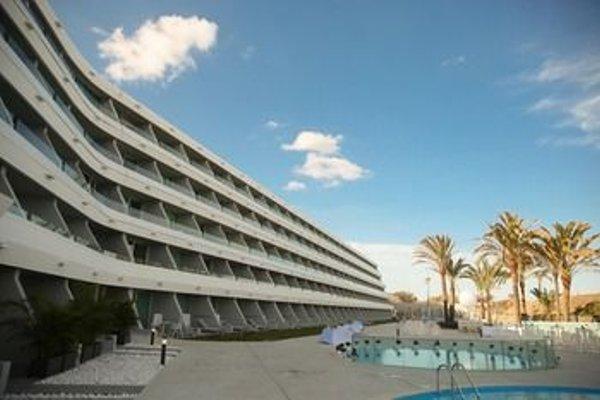 Santa Monica Suites Hotel - фото 23