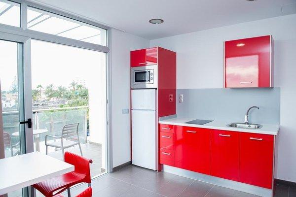 Apartamentos El Palmar - 13