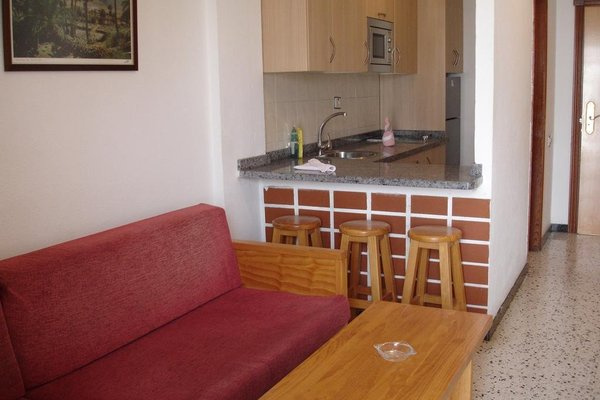 Apartamentos Los Ficus - фото 11