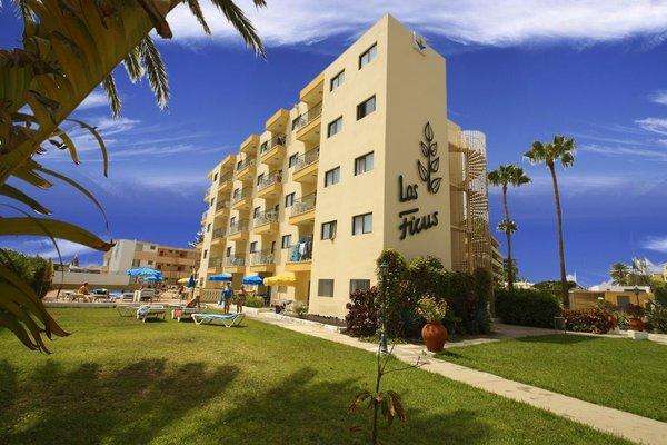 Apartamentos Los Ficus - фото 20