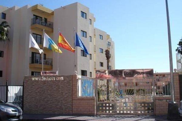 Apartamentos Los Ficus - фото 22
