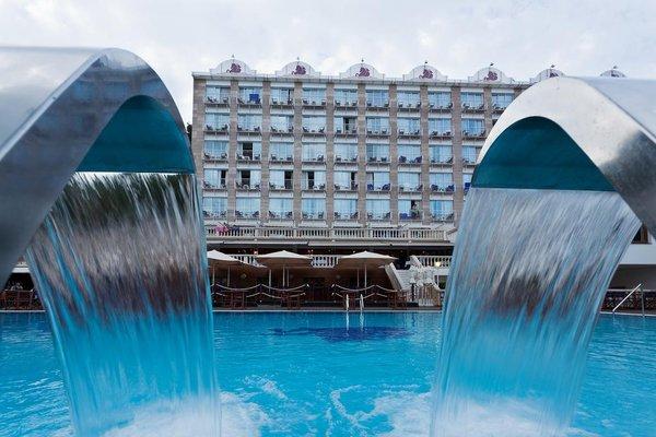 Hotel Cala Galdana & Villas d'Aljandar - фото 16