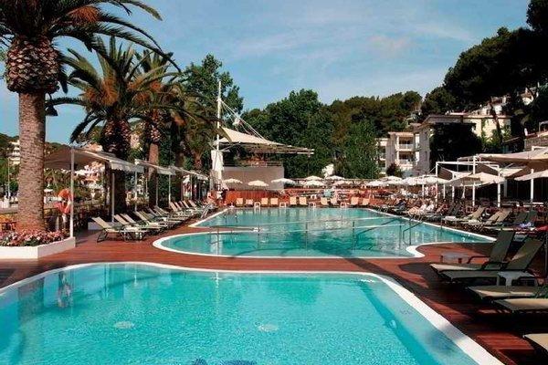 Hotel Cala Galdana & Villas d'Aljandar - фото 19