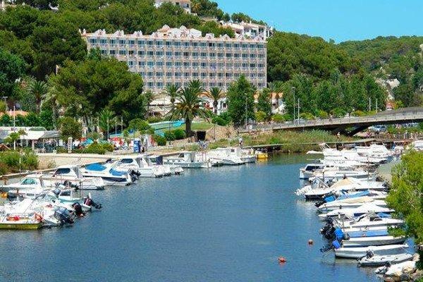 Hotel Cala Galdana & Villas d'Aljandar - фото 21