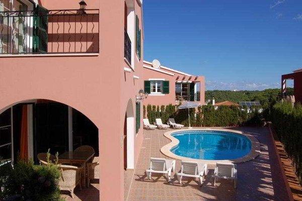 Hotel Cala Galdana & Villas d'Aljandar - фото 22
