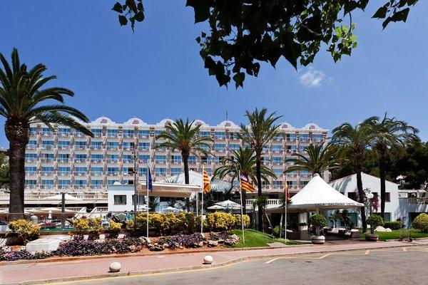 Hotel Cala Galdana & Villas d'Aljandar - фото 23
