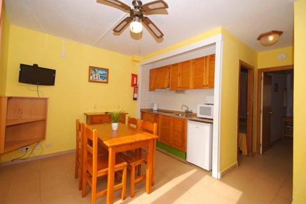 Apartamentos Alta Galdana - фото 12
