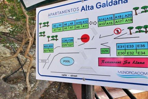 Apartamentos Alta Galdana - фото 15