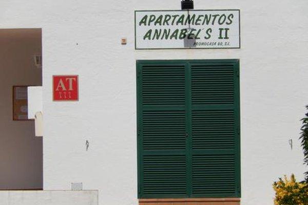 Apartamentos Annabel's - фото 16