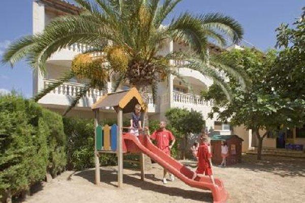 Aparhotel Ferrer Isabel - фото 16
