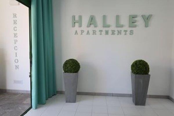 Apartamentos Halley - фото 13