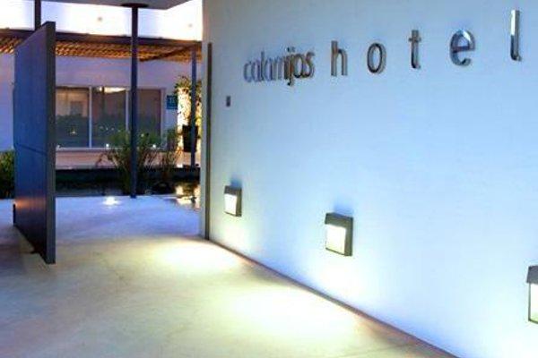 Calamijas Hotel - 13