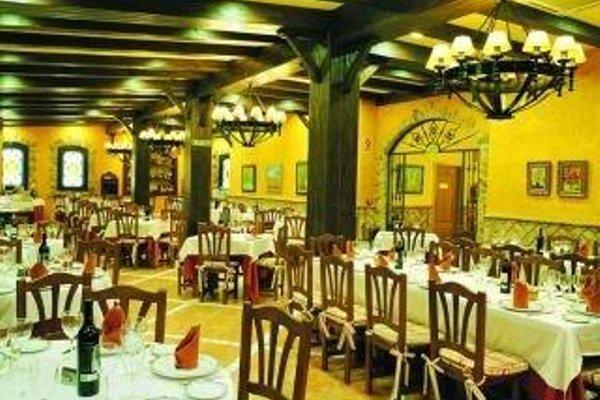 Albenzaire Hotel Asador - фото 10