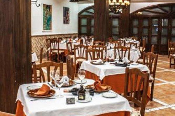 Albenzaire Hotel Asador - фото 11