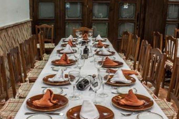 Albenzaire Hotel Asador - фото 13