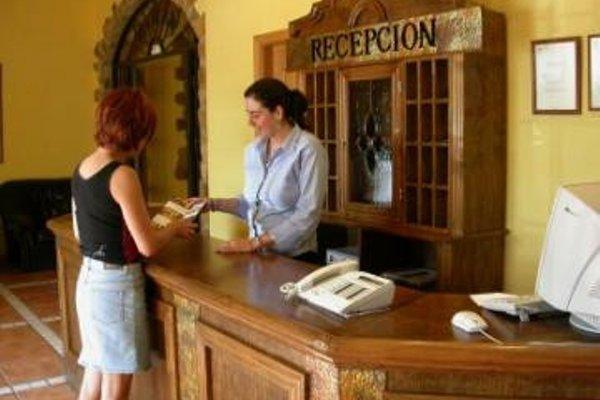 Albenzaire Hotel Asador - фото 16