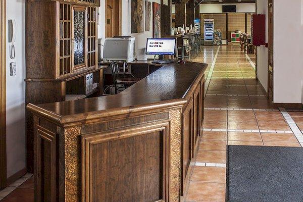Albenzaire Hotel Asador - фото 9
