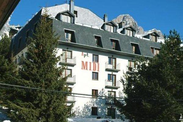 Apartamentos Midi - фото 20