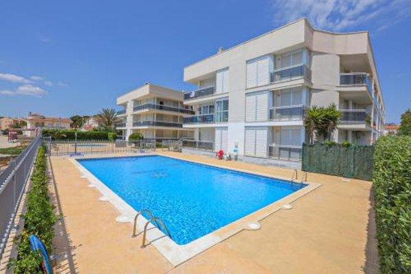 Apartamentos La Riviera - фото 22