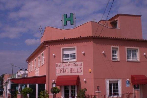 Hostal Hellin - фото 8