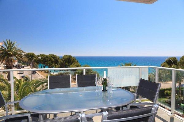 UHC Panoramic Apartments - фото 8
