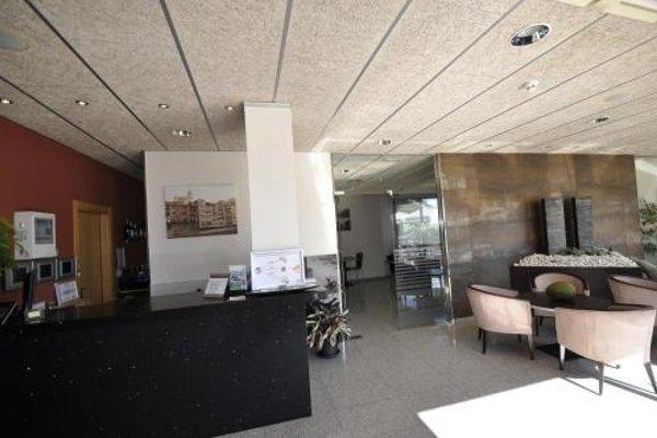 Hotel Palau de Girona - фото 16