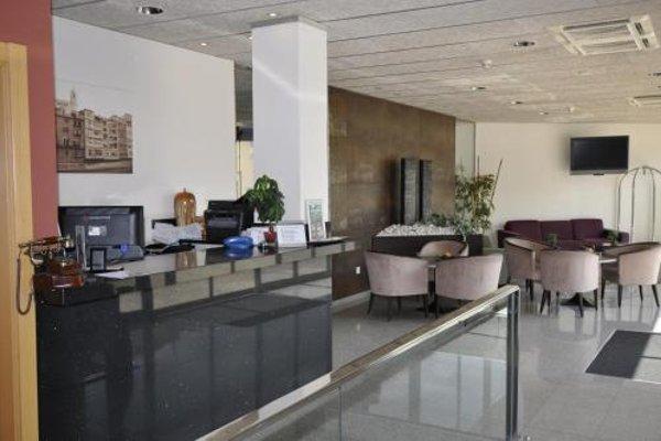 Hotel Palau de Girona - фото 17