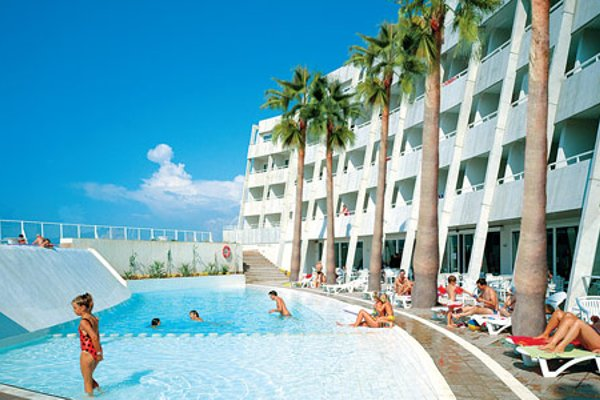 Aparthotel Fontanellas Playa - 23